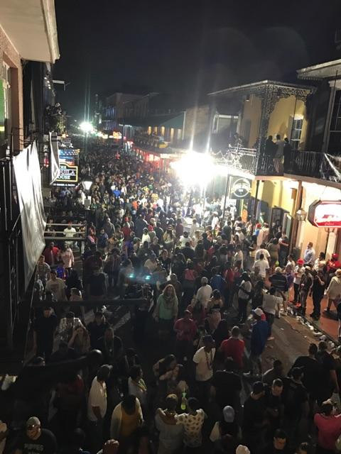 Mardi Gras- New Orleans, Louisiana