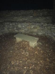 Tom Hendrix's Commemorative Stone Wall