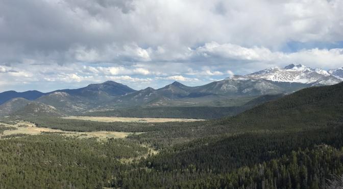 A Weekend in the Rockies